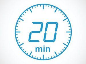 20 min Session